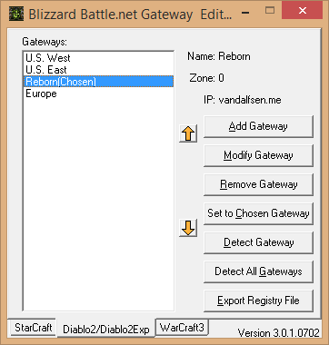 Gatewayeditor